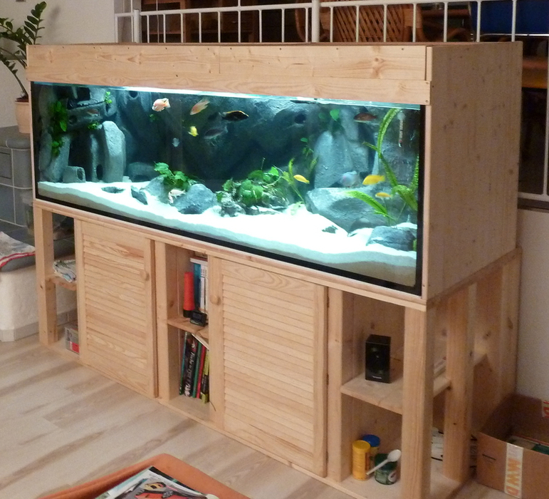 african aquarium 720l malawiseeaquarium. Black Bedroom Furniture Sets. Home Design Ideas